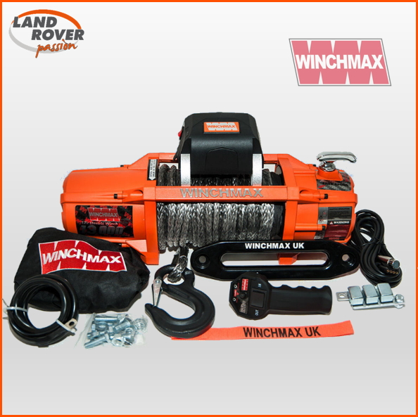 Winchmax Sl 13500 Synthetic Rope