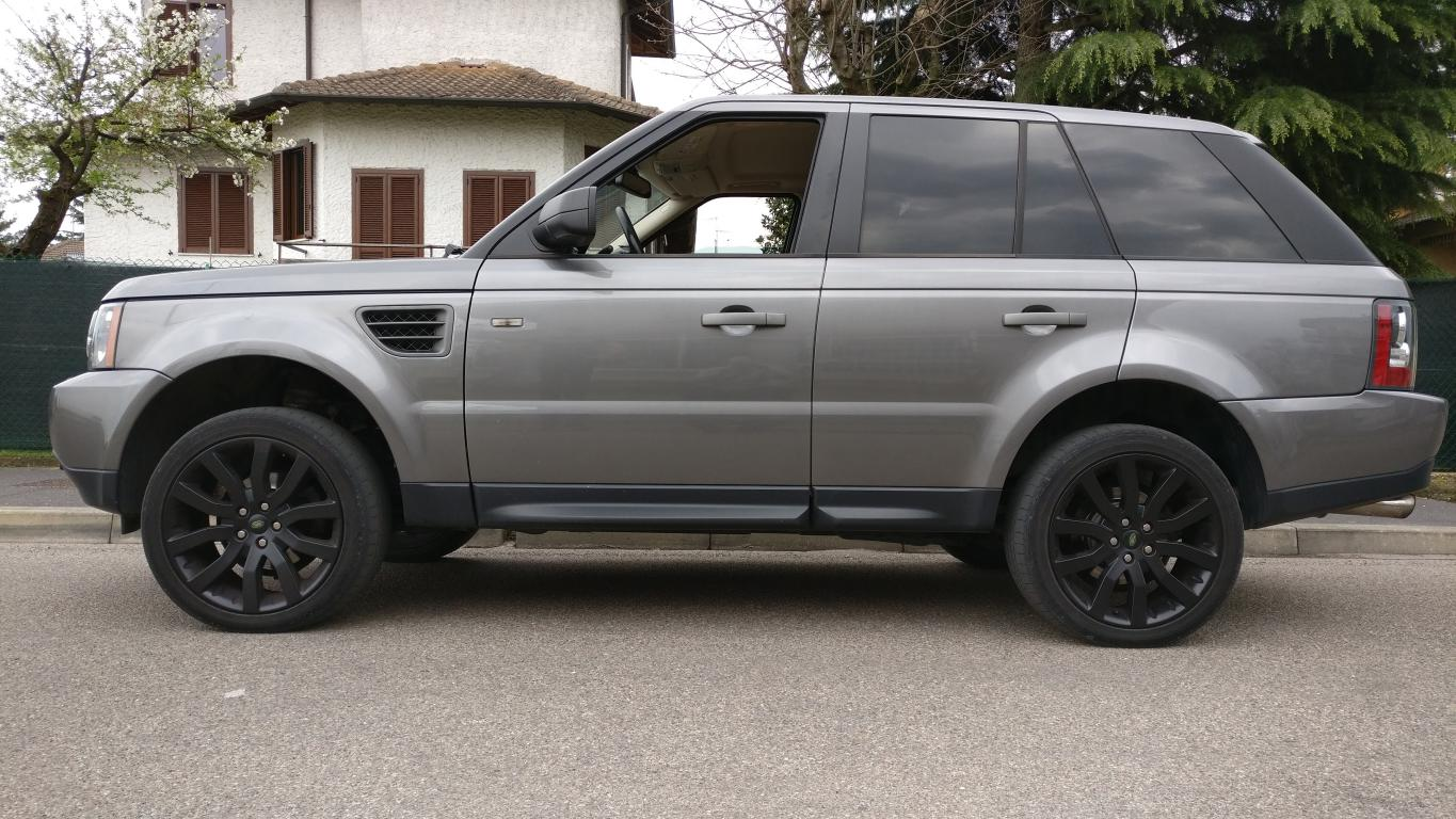 Easy Lift By Land Rover Passion Range Rover Sport