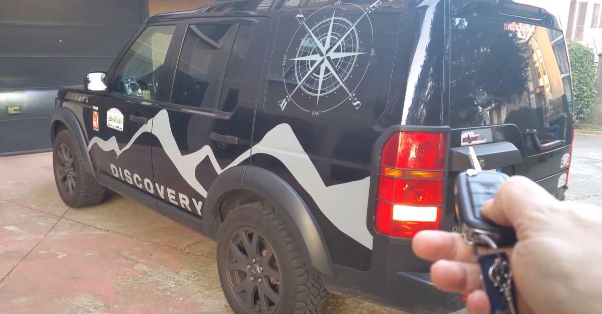 Software Service Land Rover Passion - Abilitazione luci seguimi posteriori di Discovery 3 e Range Rover Sport