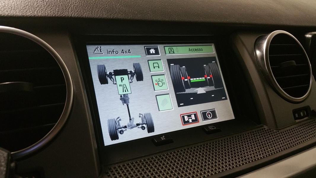 Software Service Land Rover Passion - Abilitazione Info 4x4 su Discovery 3 e Range Rover Sport