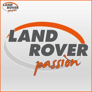 Adesivo Land Rover Passion