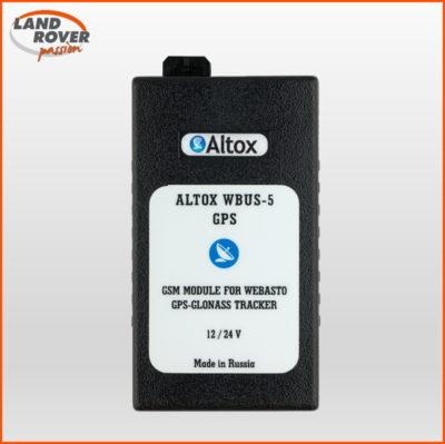 Altox WBus-5 GPS