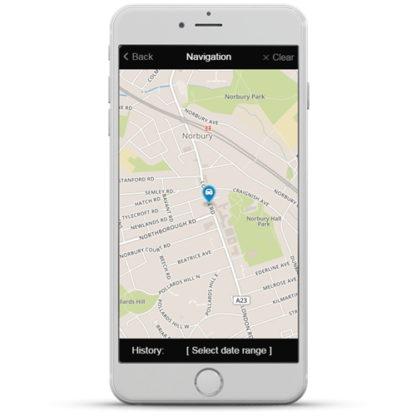 Altox App - Tracking