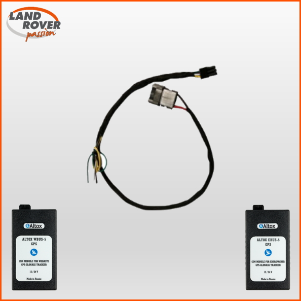 Land Rover Discovery Wiring