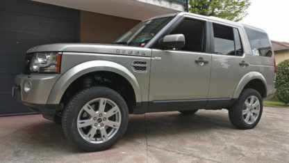 Easy Lift by Land Rover Passion Discovery 4
