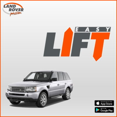 Easy Lift Full Version Range Rover Sport MY2005-09