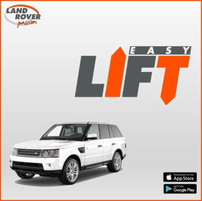Easy Lift Full Version Range Rover Sport MY2010-12