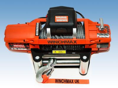 Verricello Winchmax SL 12V 13500lb Cavo Acciaio