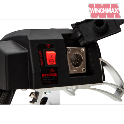 Verricello Winchmax SL 12V 13500lb Cavo Sintetico Mil. Spec.