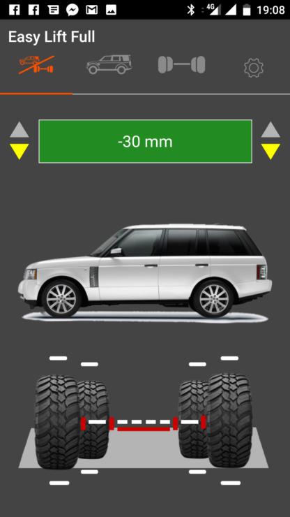 Easy Lift App L322