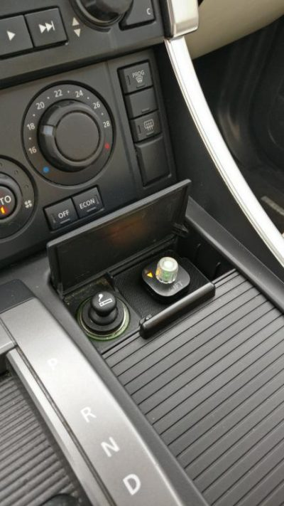 Easy Lift Land Rover Passion - Range Rover Sport Ashtray Adapter