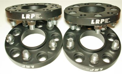 Wheel Spacers LRP 20mm