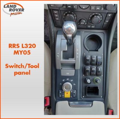Land Rover Passion LRP - Console RRS L320
