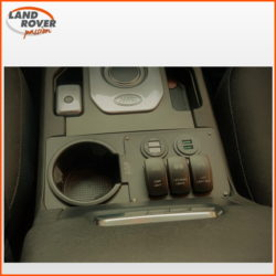 LRP Discovery 4 Dash Panel