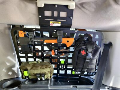 LRP Discovery Tactical Panel