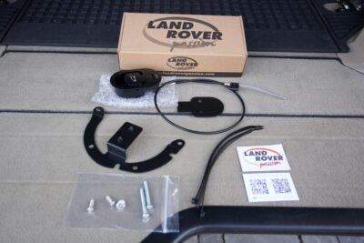 LRP Upper tailgate kit for Discovery L319