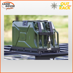 Out-Rack Jerrycan Holder