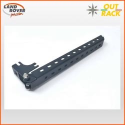 Out-Rack work light bracket